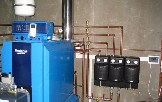 Проектирование и монтаж отопления дома