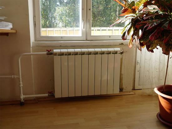 Монтаж биметаллического радиатора своими руками 801